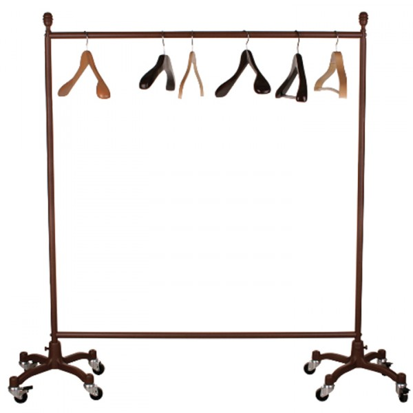 The Cast Iron Clothing Rack